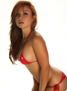 Justene And Dawn Jaro Show Off Their Perfect Bodies In Skimpy String Bikinis - Picture 9
